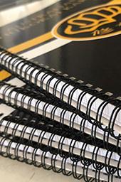 Wire Bound Books